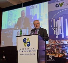 Ministro de Energía Máximo Pacheco
