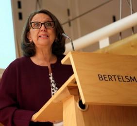 La Secretaria General Iberoamericana, Rebeca Grynspan