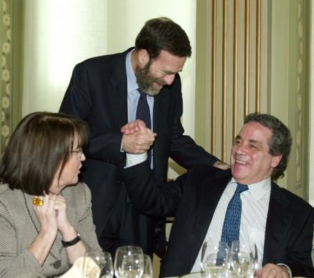 Rosa Conde, Guillermo de la Dehesa, Ángel Torres