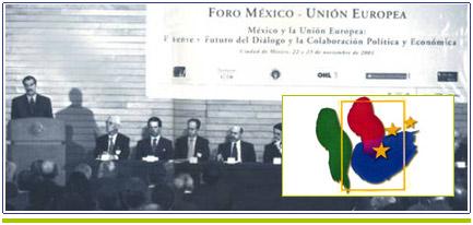 II FORO MÉXICO-UNIÓN EUROPEA