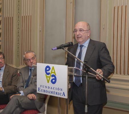 José María Robles Fraga, José María de Riva Zorilla, Joaquín Almunia