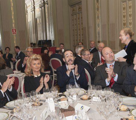 Almuerzo-coloquio con Joaquín Almunia