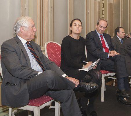 Carlos Espinosa de los Monteros, Bárbara Navarro, José Manuel González Páramo
