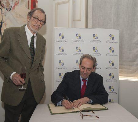 Emilio Cassinello,  José Manuel González-Páramo