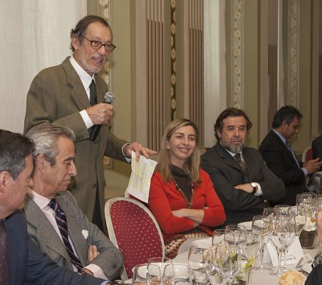 Juan Iranzo, Francisco de Bergia, Emilio Cassinello, Eva Piera, Javier de Cos