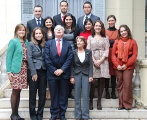 Becarios Centro de Estudios Garrigues 2011