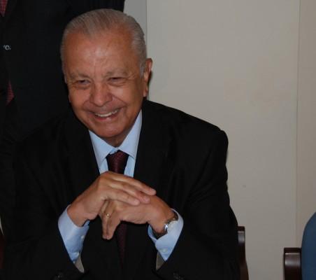 Sergio Romero Pizarro. Embajador de Chile