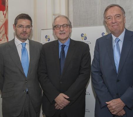 Rafael catalá, Matthias Ruete; Carsten Moser