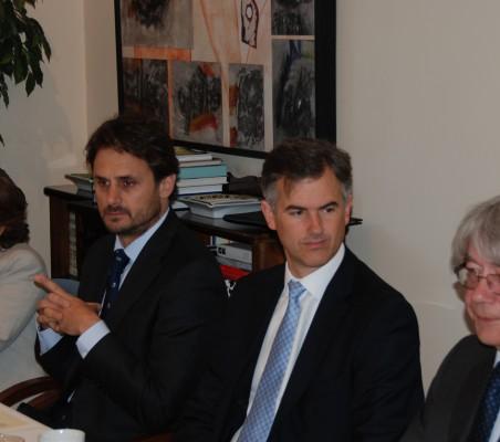 Luisa Peña, Antonio José González Rodríguez, Alejandro Álvarez von Gustedt, Reinhard Silberberg