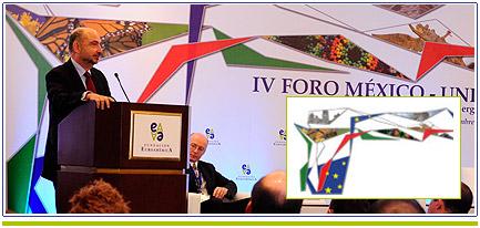 IV FORO MÉXICO-UNIÓN EUROPEA