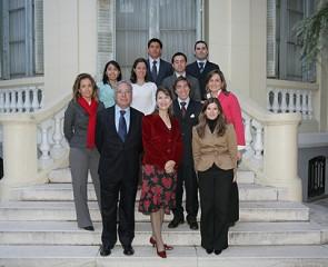 Becarios Centro de Estudios Garrigues