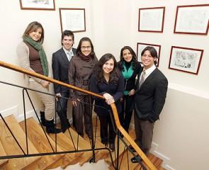 Becarios Centro de Estudios Garrigues 2008