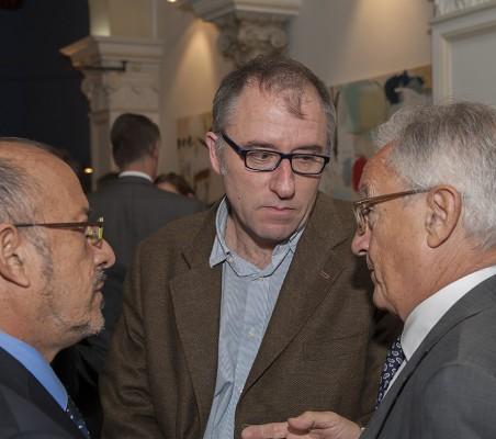 Francisco Galindo, José Luis Acosta, Ángel Durández