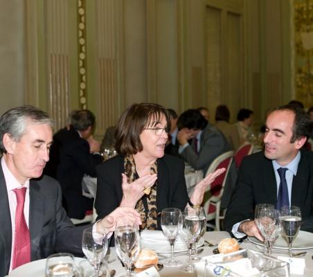 Ramón Jauregui, Rosa Conde
