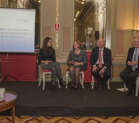 Esperanza Ibañez, Consuelo Luca de Tena, Peridis, Ángel Durández