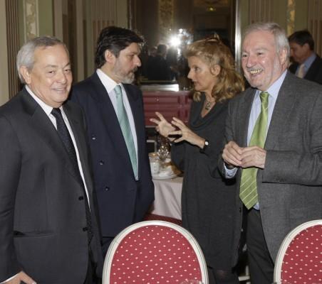 Carlos Solchaga, Paulo Cesar Oliveira Campos, Isabel Tocino, Álvaro Espina