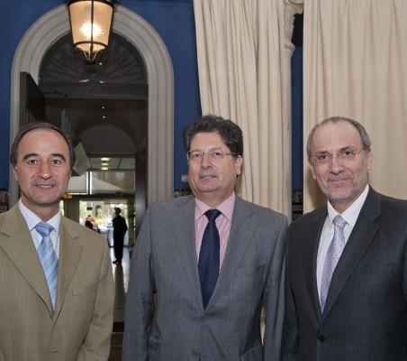Almuerzo-coloquio con Manuel Méndez del Río