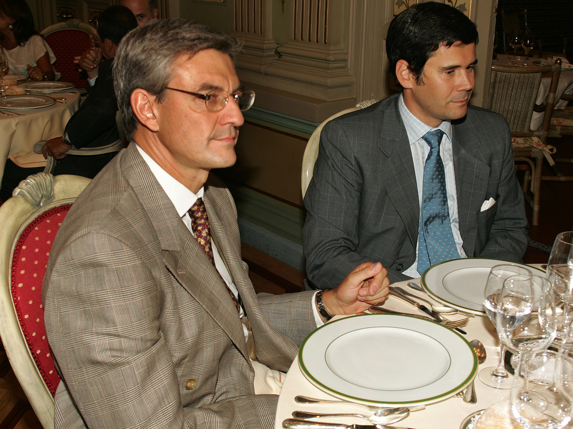 Almuerzo coloquio con alberto navarro fundaci n euroamerica - Alberto navarro ...