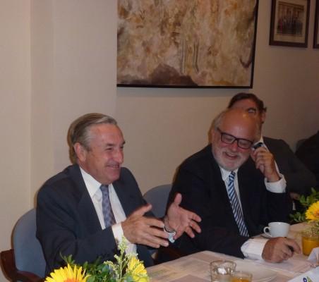 José  María Marín Quemada, Carlos Esco,