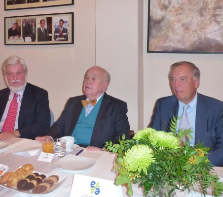 Manuel Alabart, Luis Martí, Carsten Moser