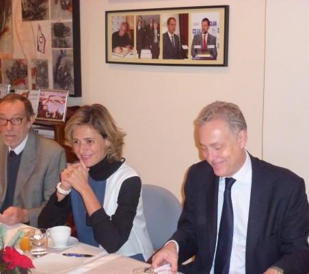 Emilio Cassinello, Arancha Díaz-Lladó, Simon Manley