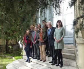Becarios Centro de Estudios Garrigues 2014