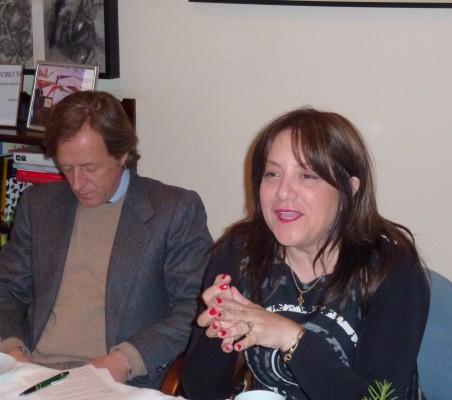 Adolfo Tamames, Paula Forttes