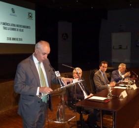 Pablo Gómez de Olea, Director General para Iberoamérica, Ministerio de Asuntos Exteriores y de Cooperación