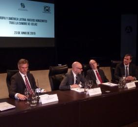 Mesa redonda: Conclusiones y expectativas derivadas de la Cumbre UE-CELAC