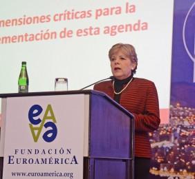 Alicia Bárcena, Secretaria General de CEPAL