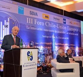 Emilio Gilolmo durante su intervención