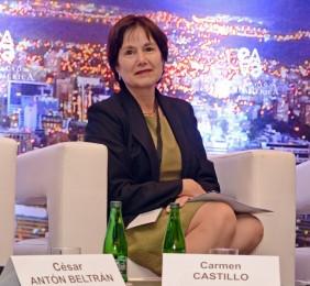 Ministra Carmen Castillo