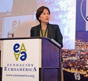 Ministra de Salud Carmen Castillo