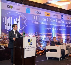 Ministro de Economía, Fomento y Turismo, Luis Felipe Céspedes