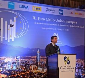 Ministro de Medio Ambiente Pablo Badenier