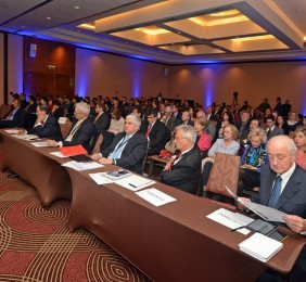 Público asistente a la Sesión de Tecnologías de la Información y la Comunicación