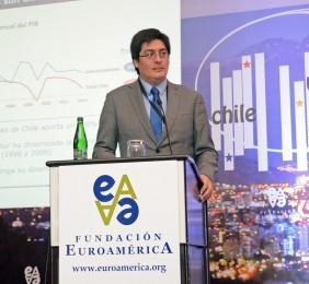 Pedro Huichalaf Subsecretario de Telecomunicaciones