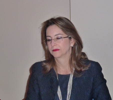 Gina Magnolia Riaño