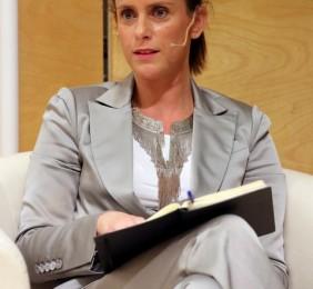 Alexandra Brandao, Directora de la Unidad de Conocimiento de Banco Santander