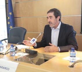 Augusto Paramio, Coordinador de la oficina Europa Creativa-Cultura