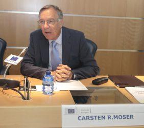 Carsten Moser, Vicepresidente Fundación Euroamérica