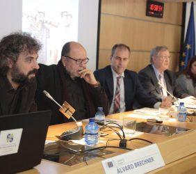 Álvaro Brechner, Alberto García Ferrer, Miguel Ángel Benzal, Porfirio Enríquez, Elena Vilardell
