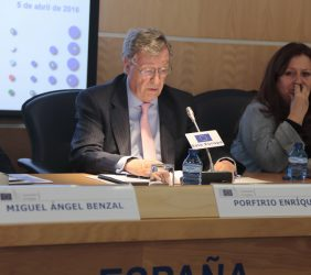 Porfirio Enríquez, Elena Vilardell