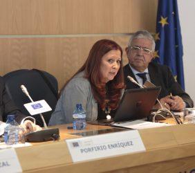 Porfirio Enríquez, Elena Vilardell, Fernando Labrada
