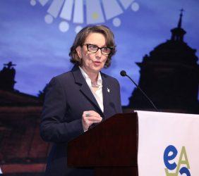 Rebeca Grynspan, Secretaria General Iberoamericana, SEGIB