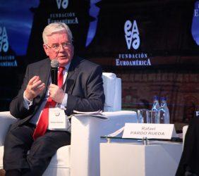 Eamon Gilmore, Enviado especial de la Unión Europea para el proceso de Paz en Colombia