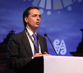 Alfonso Gómez Palacio,Presidente Ejecutivo de Telefónica Colombia