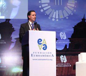 Alfonso Gómez Palacio, Presidente Ejecutivo de Telefónica Colombia