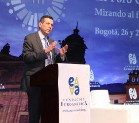 Francisco Javier Echeverri, Viceministro de Asuntos Multilaterales, Colombia