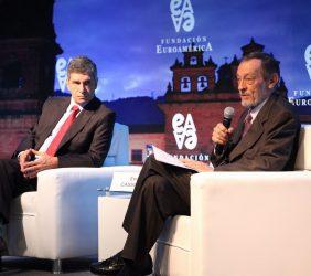 Rafael Pardo Rueda y Emilio Cassinello